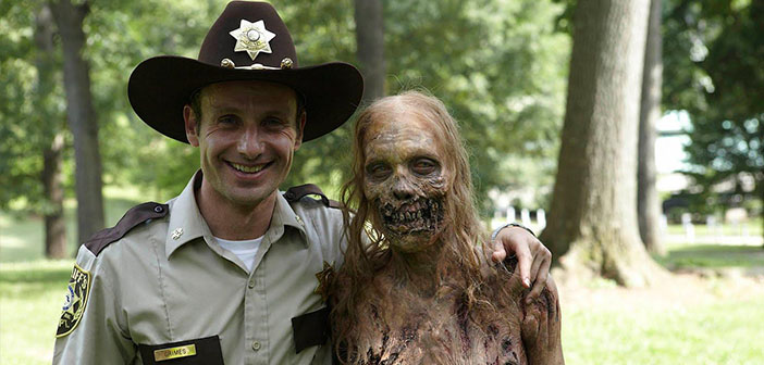 Imagen de la serie de ACM Walking Dead