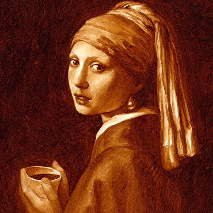 Karen Eland-Girl with a Pearl Earring