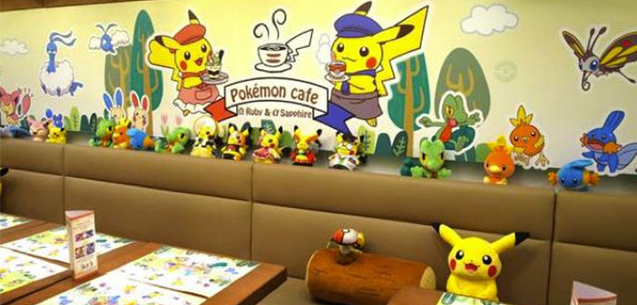 Café Pokemon