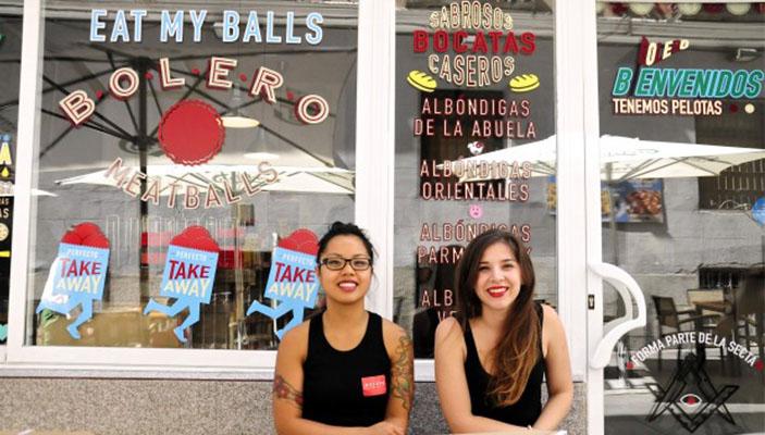 Restaurante Bolero Meatballs- especialistas en albondigas