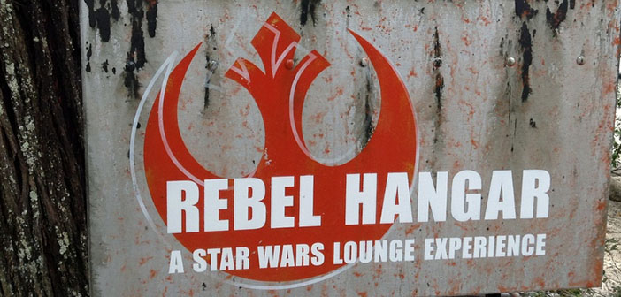 Rebel Hangar restaurante