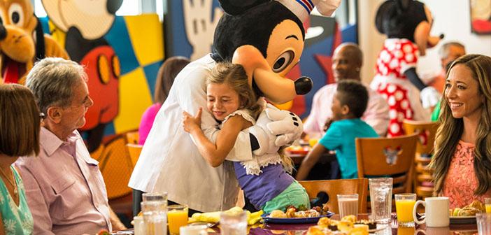 Restaurante Disney