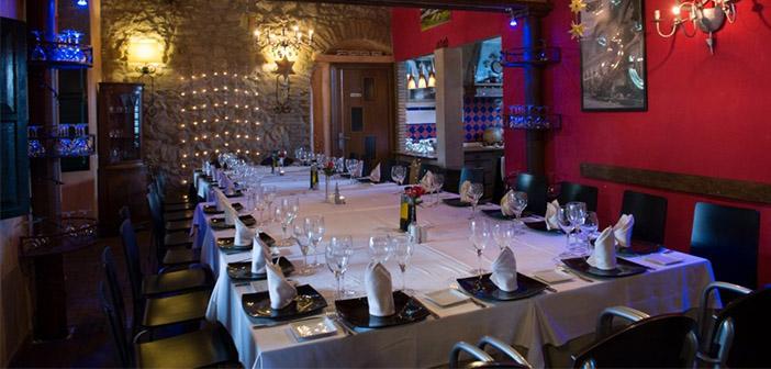 Restaurant San Pablo de Buceite