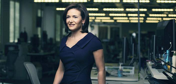 Sheryl Sandberg Facebook -Directeur operatvia