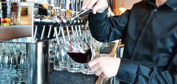 Wine-tap