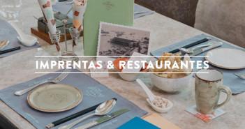 10 cosas que una imprenta puede hacer por tu restaurante