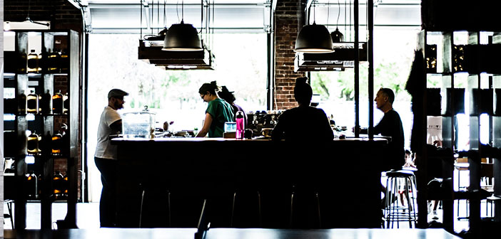 Restaurante y clientes