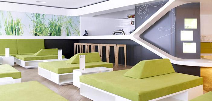 Cadena alemana de restaurantes de comida rápida ecológica.