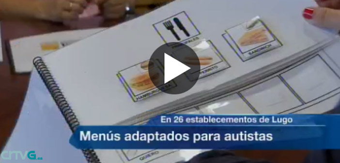 Initiative Lugo restaurants adapt their menu for people with autism