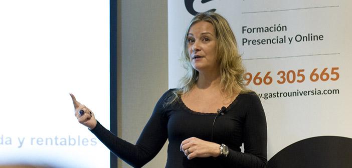 Eva Ballarín Hospitality Consultant