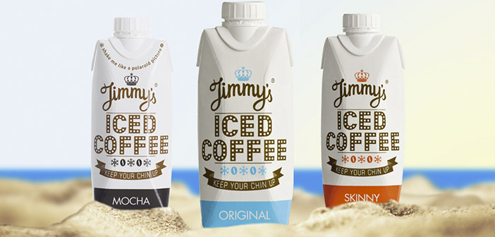 One of the best iced coffees UK