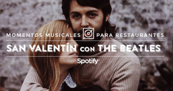 Música para restaurantes-50 canciones para un San Valentín con The Beatles