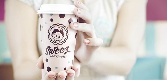 Sweez- café ensemble dans les années 50