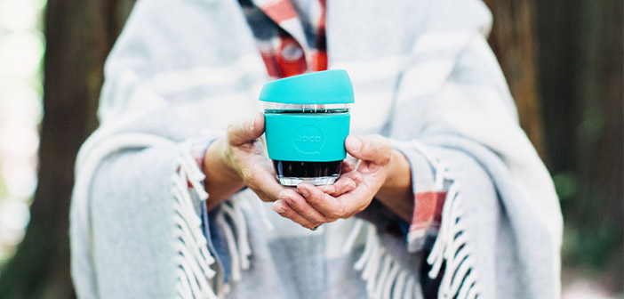 Jococups coffee cups designed to respect the environment