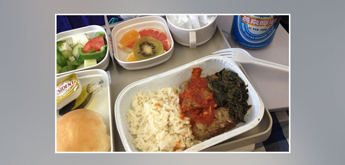 Air-China---Dinner-in-economy-class