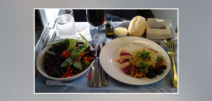British-Airways---Appetizer-in-first-class