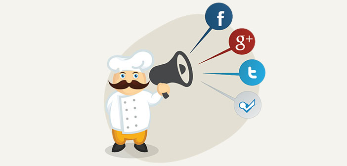 Content marketing for restaurants