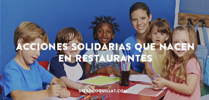 recycle crayons restaurants of solidarity awareness