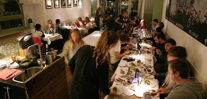 Green House Kitchen est l'un des meilleurs exemples de la nouvelle culture de la marijuana,