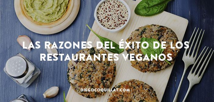 Las 6 razones del éxito de los restaurantes veganos