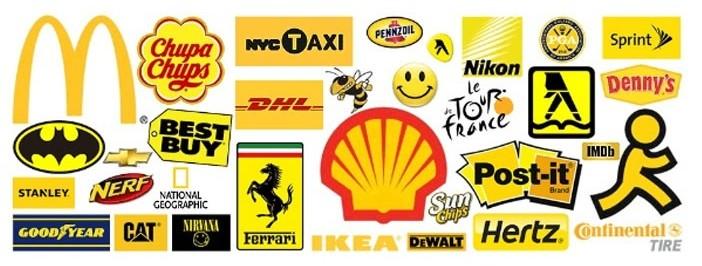 Logotipos-donde-su-color-principal-es-el-amarillo