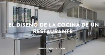 Una nueva forma de entender el diseño de la cocina de un restaurante