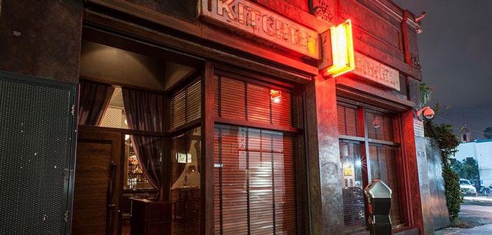 Por si alguien se lo pregunta, el nombre le viene de la famosa pintura que Edward Hopper realizó en el año 1942 y en ella se ha inspirado a la hora de decorar el local.