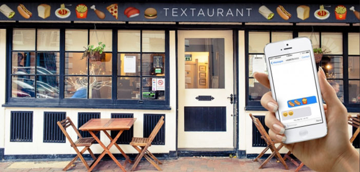 Was the first restaurant in the world based on Emojis, in particular it was in Melbourne.