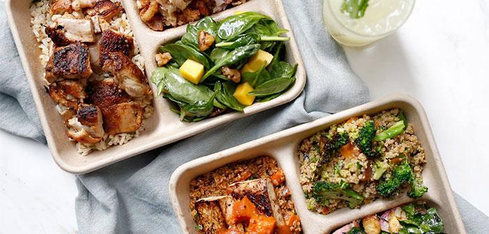 Dig Inn est une chaîne de restauration rapide et organique à Manhattan.
