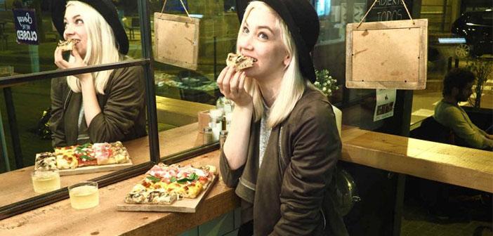 Lynn Quanjel modelo y foodie one Barcelona