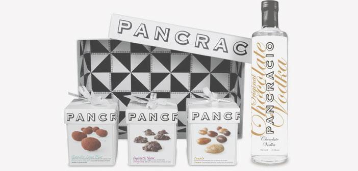 Pankration brand chocolates author.