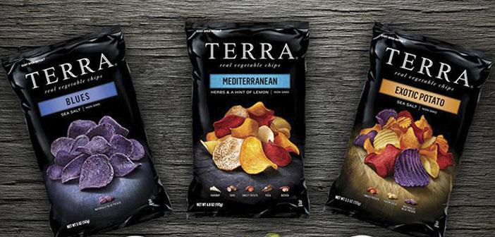 Patatas chips de autor