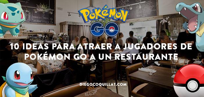 Diego Coquillat nos exponía algunos ejemplos de cómo los restaurantes pueden aprovecharla para llenar sus mesas.