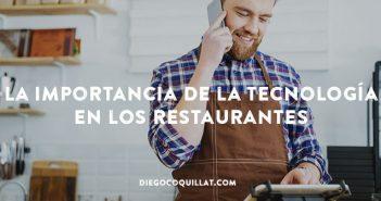 14 datos que demuestran la importancia de la tecnología en los restaurantes americanos en 2016