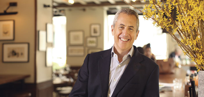 The founder of Shake Shack, Danny Meyer.