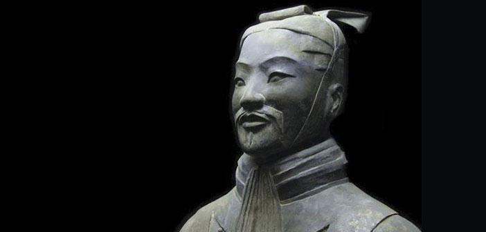 Sun Tzu fue un general, estratega militar y filósofo de la antigua China.