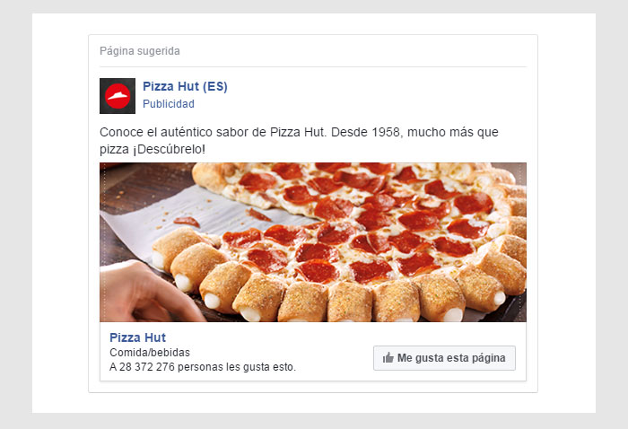 On Facebook you can create advertising campaigns for your restaurant reservations, make yourself known locally.
