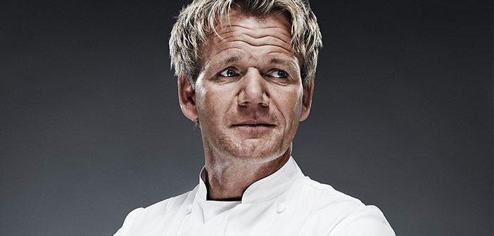 The chef Gordon Ramsay owns restaurants and British television presenter. Throughout his culinary career has been awarded 16 Michelin star, of which today remains 14.