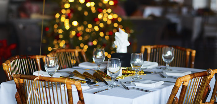 A month full of events that can take advantage restaurants.