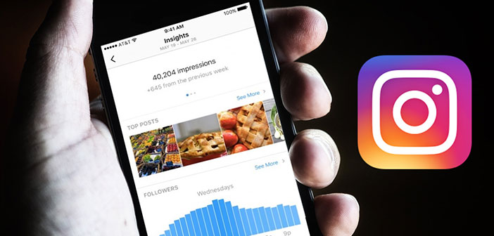 All information in your restaurant on Instagram with a single click.