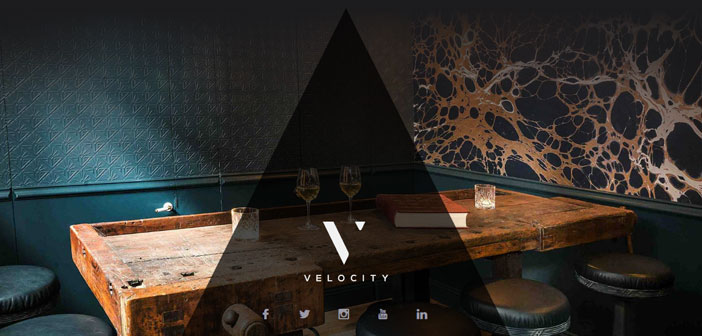Velocity es una app muy sencilla, en la que solamente debes introducir la hora a la que llegarás al restaurante que esté inscrito en ella y que te dirá si hay mesa disponible. Además puedes pagar a través de la app.