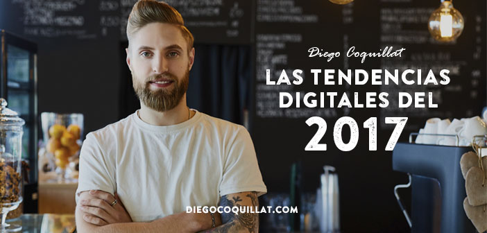 10 tendencias digitales a vigilar en 2017 en la industria de los restarantes
