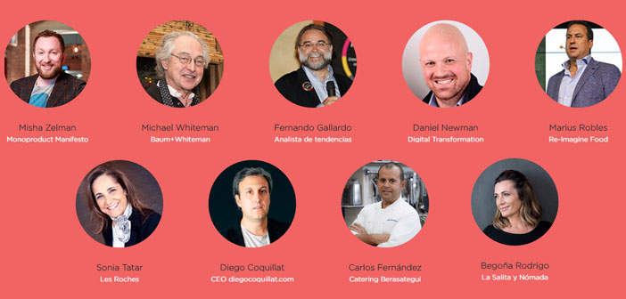 Top Speakers en Hospitality 4.0