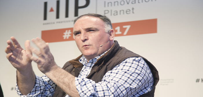 José Andrés in HIP