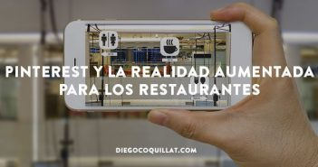 Pinterest y la realidad aumentada para los restaurantes