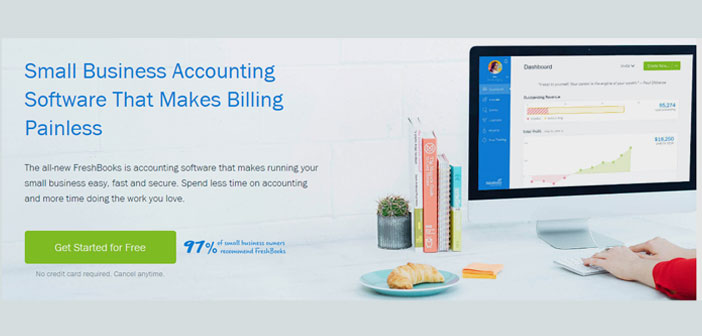 With Freshbooks we will find an application that serves to keep accounts of our business from our mobile.