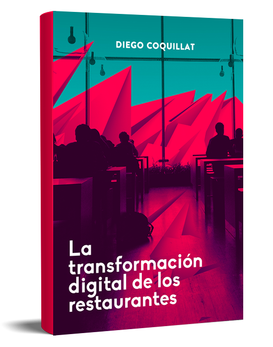 "Diego Coquillat ""The digital transformation of the restaurants"""