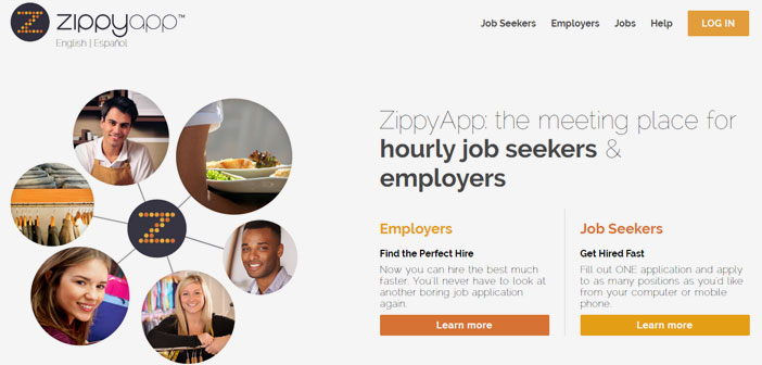 This application extremely easy for restaurant managers the arduous task involved hiring job applicants.
