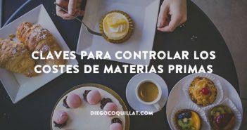 5 claves para controlar los costes de materias primas en un restaurante