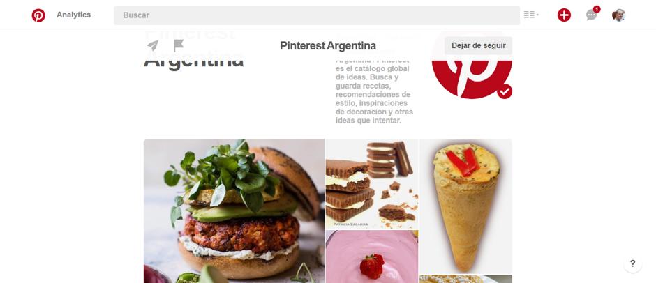 Argentina Pinterest